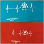 Nagyaknizsai iskolapóló EKG mintával
