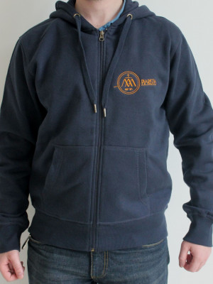 Piarista logós kapucnis pulóver