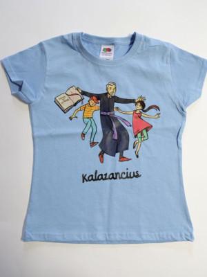 Kalazancius, lány világoskék póló 2.