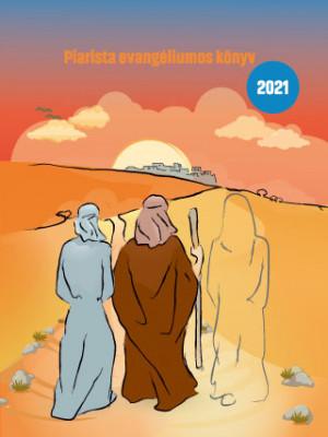 Emmausz - Piarista evangéliumos könyv 2021